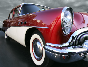 Chrome | Polishing of Antique Car Parts  - Middletown PA